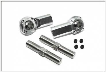Alu Rear Upper Arm Ball Kit