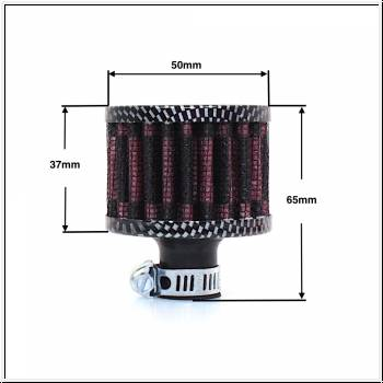 Performance Air Filter 1/8