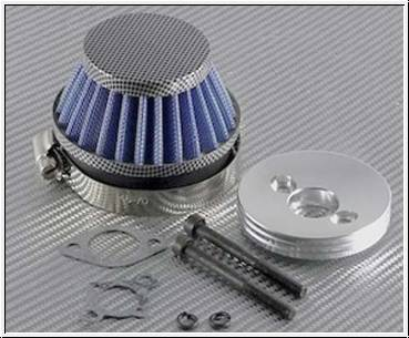 Racing Air Filter Kit, Carbon Look HPI, Losi, Reely, FG etc.